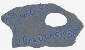 blueinscription